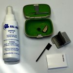 Various Hearing Aid Cleaning Supplies