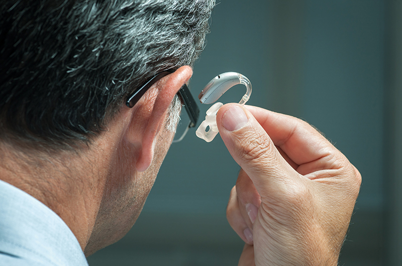 How Do I Get Dad to Wear Hearing Aids?