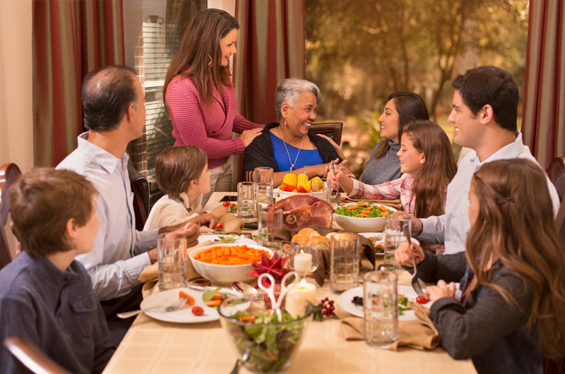 Tips for Keeping the Holidays Hearing-Friendly