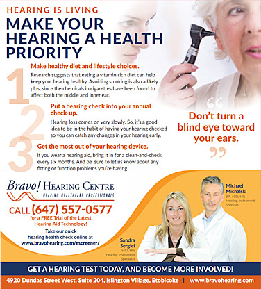 Make Your Hearing A Health Priority