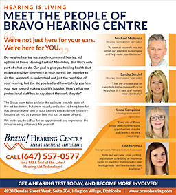 Meet The People Of Bravo Hearing Centre