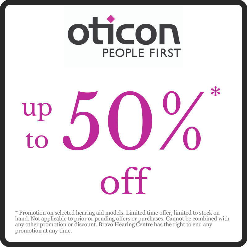 Oticon Opn - Up to 50% Off