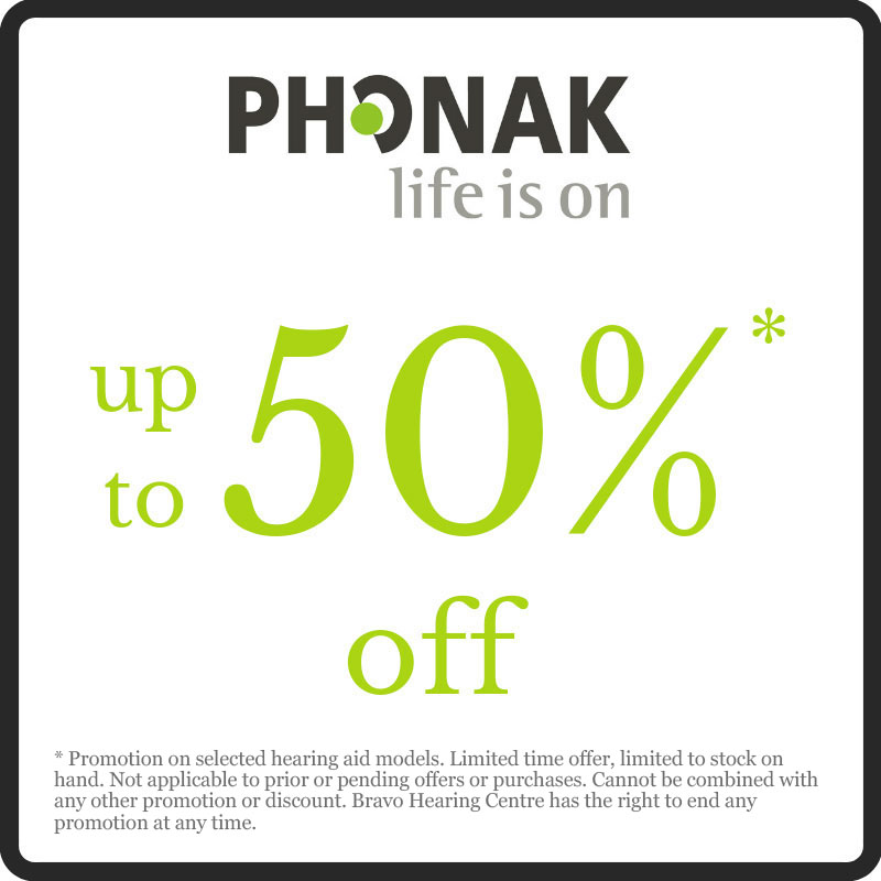 Phonak Hearing Aids - Up to 50% Off