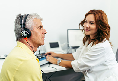 Hearing Tests to Diagnose Sudden Hearing Loss