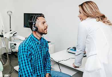 Hearing Loss Treatment in Toronto with Bravo Hearing