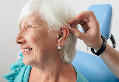 Which Hearing Aid is Right for Me?